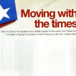 Chile – Moving with the times